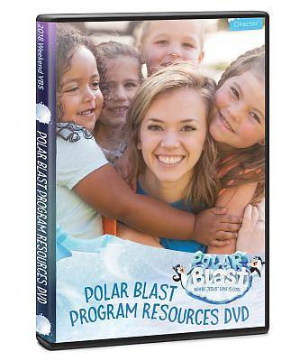 Vacation Bible School (VBS) 2018 Polar Blast Program Resources DVD
