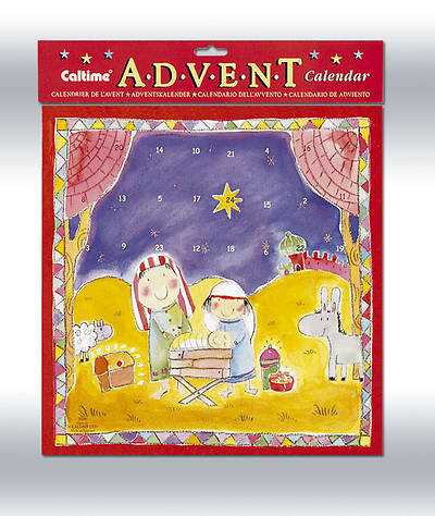 Nativity Advent Calendar #CA598