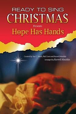 Hope Has Hands Tenor Rehearsal Track CD