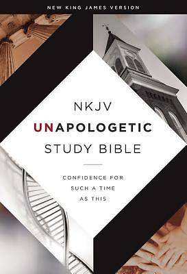 NKJV, Unapologetic Study Bible, Hardcover, Red Letter Edition