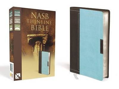 New American Standard Thinline Bible