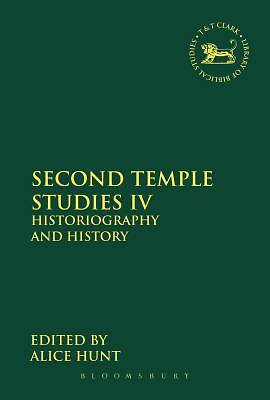 Second Temple Studies IV