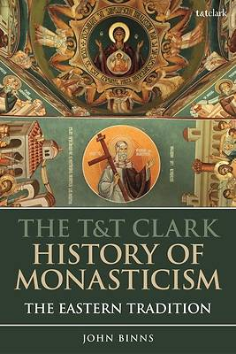 Picture of The T&t Clark History of Monasticism