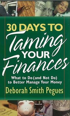 Picture of 30 Days to Taming Your Finances