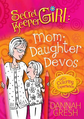 Secret Keeper Girl - Mother-Daughter Devos