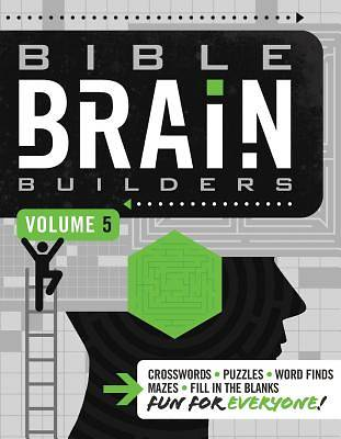 Bible Brain Builders, Volume 5