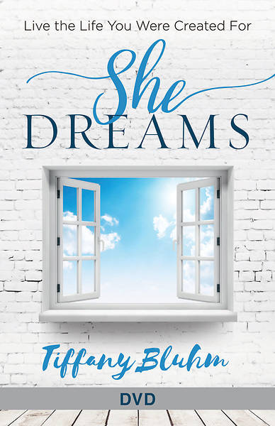 Picture of She Dreams - Women's Bible Study DVD