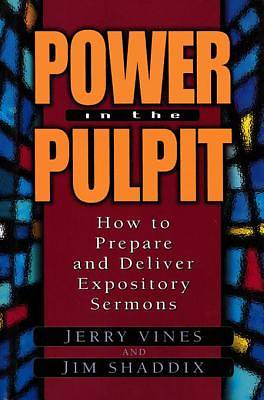 Power in the Pulpit [ePub Ebook]