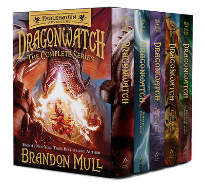 Picture of Dragonwatch Complete Boxed Set