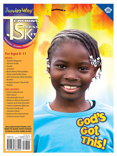 Picture of UMI Primary Street Teaching Success Kit Fall 2016