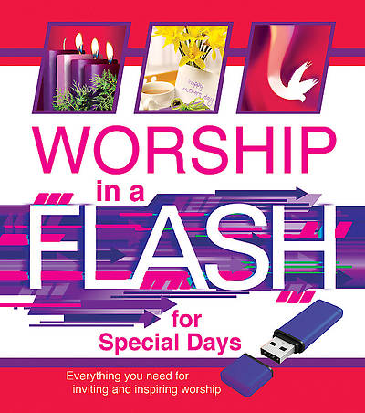 Picture of Worship in a Flash for Special Days - Download