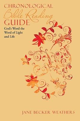Picture of Chronological Bible Reading Guide