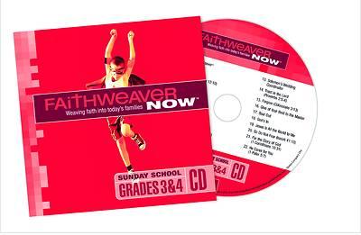 Picture of FaithWeaver Now Grade 3-4 CD Spring 2020