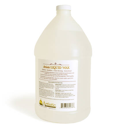Picture of Artistic Liquid Wax Fuel - Gallon Size