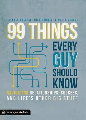 Picture of 99 Things Every Guy Should Know
