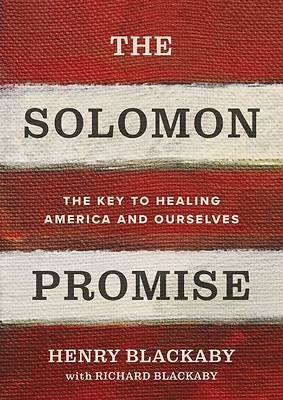 Picture of The Solomon Promise