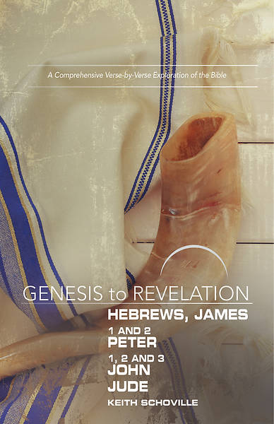 Picture of Genesis to Revelation: Hebrews, James, 1-2 Peter, 1,2,3 John, Jude Participant Book