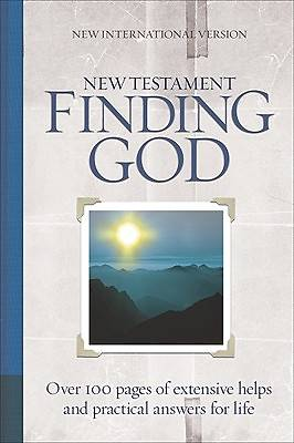 NIV Finding God New Testament