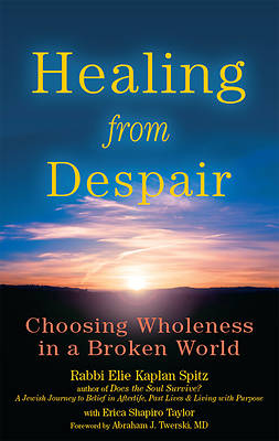 Healing from Despair
