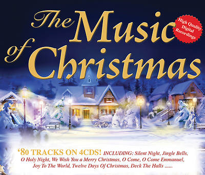The Music of Christmas 4 CD Set