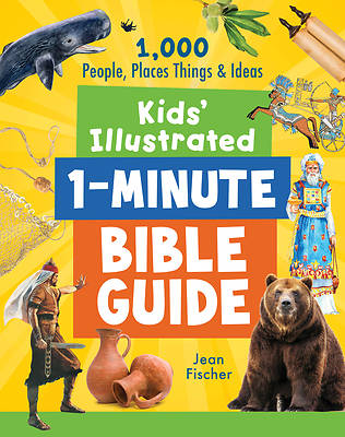 Picture of Kids' Illustrated 1-Minute Bible Guide