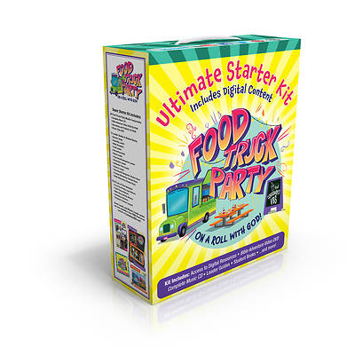 Picture of Vacation Bible School (VBS) Food Truck Party Ultimate Starter Kit (includes Digital Content)
