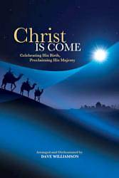 Christ Is Come CD Preview Pak