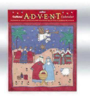 Naive Nativity Advent Calendar #CA636