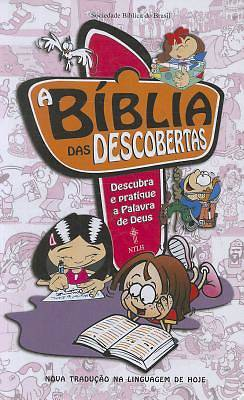 Portuguese Discovery Bible for Girls-FL