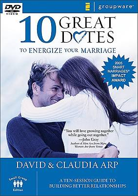 10 Great Dates to Energize Your Marriage DVD