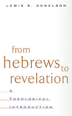 From Hebrews to Revelations