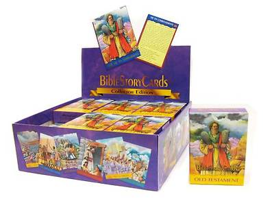 Biblestorycards Old Testament Display Box and Card Packs