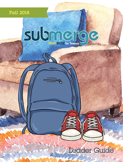 Picture of Submerge Leader Guide Editable Word Doc Download Fall 2018