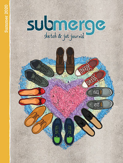 Picture of Submerge Sketch & Jot Journal Summer 2020