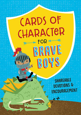 Picture of Cards of Character for Brave Boys