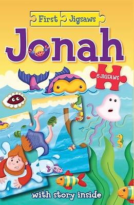 First Jigsaws Jonah