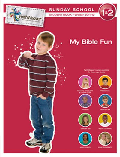 Picture of FaithWeaver Grades 1-2 Student Book