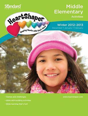 Standards HeartShaper Middle Elementary Activities Winter 2012-13