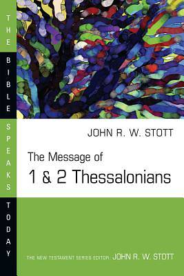 Picture of The Message of I & II Thessalonians