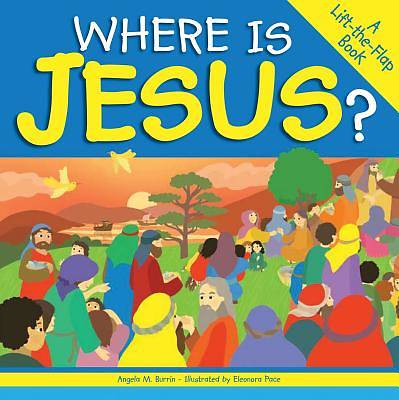 Where Is Jesus?