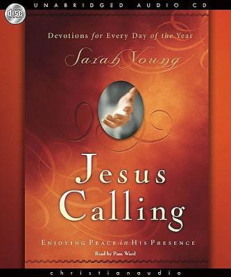 Jesus Calling Audio Book