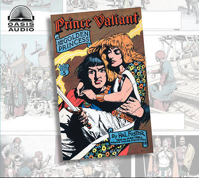 Picture of Prince Valiant and the Golden Princess