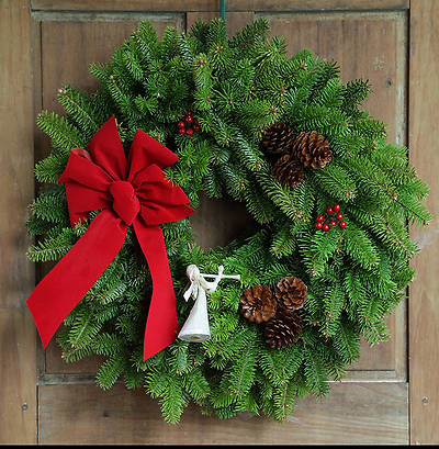 LIVE Angel Song Wreath 36