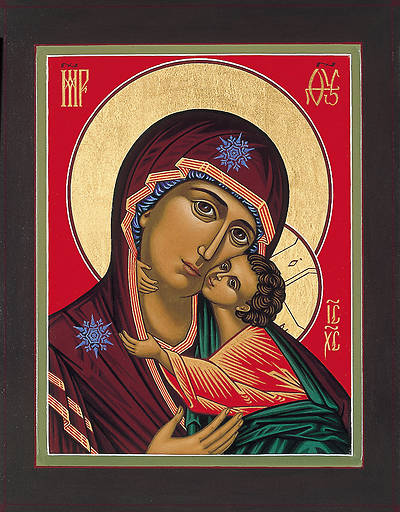 Picture of Madonna & Child Boxed Christmas Cards