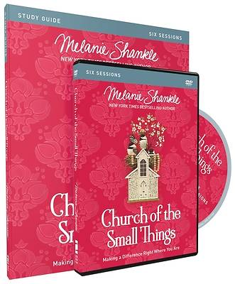 Picture of Church of the Small Things Study Guide with DVD