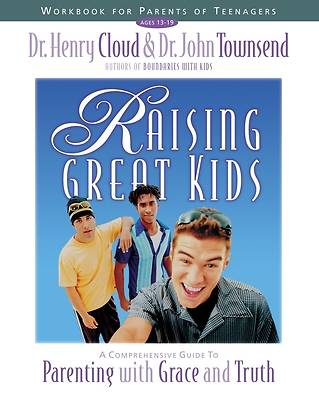 Picture of Raising Great Kids Workbook for Parents of Teenagers