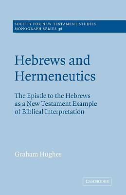 Picture of Hebrews and Hermeneutics