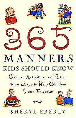 Picture of 365 Manners Kids Should Know
