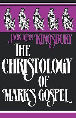 Picture of The Christology of Mark's Gospel