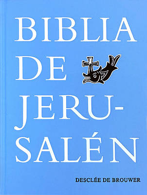 Picture of Biblia de Jerusalén 5a Edición
